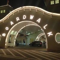 Снимок сделан в Disney's BoardWalk пользователем Mike S. 12/23/2012