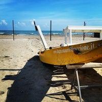 Foto scattata a Bagni Mauro 78 Riccione da Federica B. il 9/26/2014