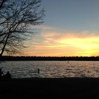 Foto scattata a Green Lake Loop da Kate K. il 4/2/2013