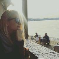 2/19/2017 tarihinde Gizem G.ziyaretçi tarafından Kilyos Plaj Restaurant'de çekilen fotoğraf