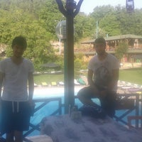 Photo prise au Sındırgı Emendere Resort Hotel par Ismail U. le6/26/2014