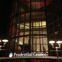 12/10/2012에 Alexis C.님이 Prudential Center에서 찍은 사진