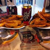 Das Foto wurde bei Black Cab Burger von Mse am 5/3/2013 aufgenommen