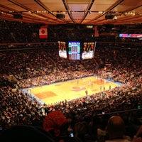 Foto scattata a Madison Square Garden da Dennys L. il 4/24/2013