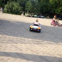 7/16/2014 tarihinde Katerinka N.ziyaretçi tarafından Парк На Советской'de çekilen fotoğraf