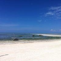 Photo taken at DoubleTree Resort by Hilton Hotel Zanzibar - Nungwi by John M. on 11/19/2012