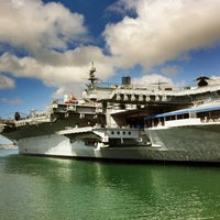 Photo taken at USS Midway Museum by Ivan K. on 10/10/2012