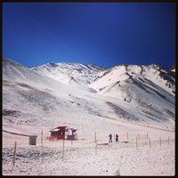 Foto tomada en Centro de esquí Los Penitentes por Federico S. el 8/16/2013