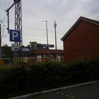 Foto diambil di Bahnhof Bad Wilsnack oleh David K. pada 7/25/2014