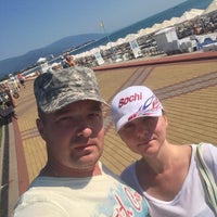 Foto diambil di Radisson Blu Resort Beach oleh Денис З. pada 9/13/2018
