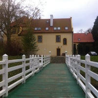 Das Foto wurde bei Hotel Zamek Krokowa von czeslaw s. am 11/11/2013 aufgenommen