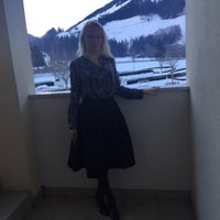Foto tomada en *****Deluxe Hotel & Spa Resort Alpenpalace por ❤️ ⬆. el 1/24/2016