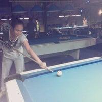 11/16/2013에 Alicia L.님이 Ha Ha Billiard And Bar에서 찍은 사진