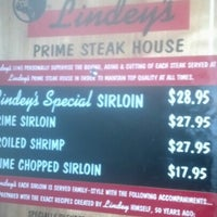 1/13/2013にSteve J.がLindey's Prime Steak Houseで撮った写真