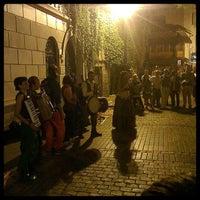 Foto diambil di Paseo Barrio Lastarria oleh Luis A. pada 1/4/2015
