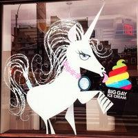 1/6/2013にLaura S.がBig Gay Ice Cream Shopで撮った写真