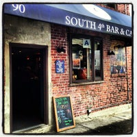 2/12/2013にKimberlyがSouth 4th Bar & Cafeで撮った写真