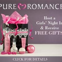 Pure Romance By Dana Digi Braun Cosmetics Shop