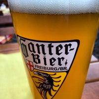 Das Foto wurde bei Ganter Brauereiausschank von David R. am 9/16/2012 aufgenommen