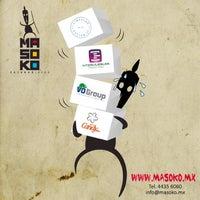 Снимок сделан в Agencias de Publicidad Masoko пользователем Mauricio L. 10/17/2014