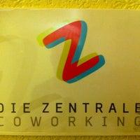 11/6/2013 tarihinde Andreas K.ziyaretçi tarafından Die Zentrale Coworking'de çekilen fotoğraf