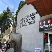 6/2/2018에 Aya Z.님이 British Columbia Visitor Centre @ Peace Arch에서 찍은 사진