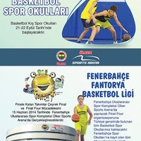 Foto tirada no(a) Fenerbahce Spor Okulları por Fenerbahce Spor Okulları em 10/19/2013