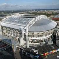 10/24/2012 tarihinde Thomas J.ziyaretçi tarafından Johan Cruijf Arena'de çekilen fotoğraf