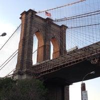 6/17/2013 tarihinde Daniel K.ziyaretçi tarafından Brooklyn Bridge Park'de çekilen fotoğraf