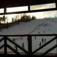 2/24/2013 tarihinde Victoria K.ziyaretçi tarafından Охта Парк'de çekilen fotoğraf