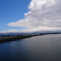 新横雲橋 - 新潟市/阿賀野市の橋