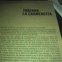 Foto tomada en La Carmencita por Mauricio F. el 7/1/2013