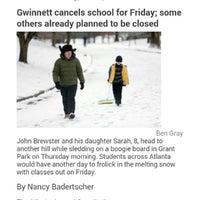 Gwinnett County Public Schools Instructional Support Center