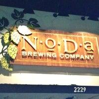 รูปภาพถ่ายที่ NoDa Brewing Company โดย Justin P. เมื่อ 1/20/2013