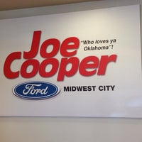 Joe Cooper Ford Midwest City >> Joe Cooper Ford Of Midwest City 6601 Se 29th St