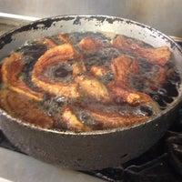 5/25/2013 tarihinde Burger B.ziyaretçi tarafından El Mago de las Fritas'de çekilen fotoğraf