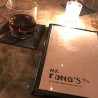 Photo prise au Mr. Fong's par Sage le1/11/2018