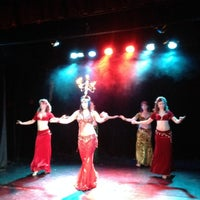 Снимок сделан в Театр-кабаре на Коломенской/ The Private Theatre and Cabaret пользователем Pavel P. 4/13/2014