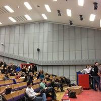 Das Foto wurde bei Technische Universität Berlin von Toshiaki I. am 1/2/2013 aufgenommen