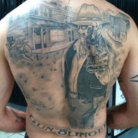 Aces High Tattoo - Myrtle Beach, SC