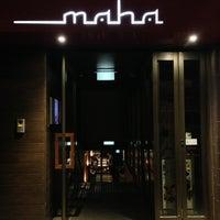 Das Foto wurde bei Maha Restaurant von David K. am 1/4/2013 aufgenommen