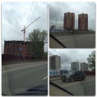 Das Foto wurde bei Ст. Мясокомбинат von Артем П. am 5/18/2014 aufgenommen
