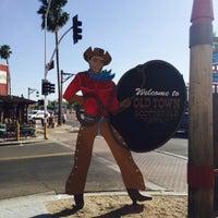 Photo taken at Scottsdale Art Walk by Cherie P. on 4/8/2015