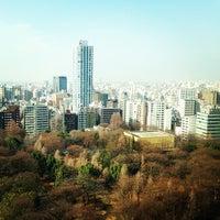 2/7/2013にJunが新宿中央公園で撮った写真