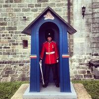 Foto diambil di Citadelle de Québec oleh Hugo G. pada 8/22/2013