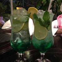 Снимок сделан в Café Du Jardin пользователем arksa2 7/9/2014