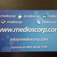 Foto tomada en Medios Corp. por Alberto M. el 7/13/2013