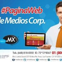 Foto tomada en Medios Corp. por Alberto M. el 8/27/2014