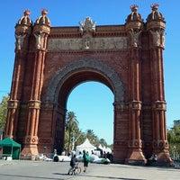 Foto scattata a Arco del Triunfo da Fuyuhiko T. il 9/14/2012