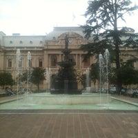Foto tomada en Plaza Belgrano por Marie O. el 3/1/2013